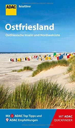 ADAC Reiseführer Ostfriesland und Ostfriesische Inseln: Der Kompakte mit den ADAC Top Tipps und cleveren Klappenkarten