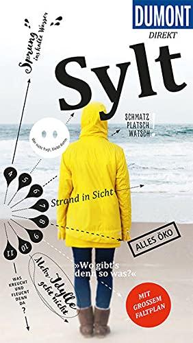 DuMont direkt Reiseführer Sylt: Mit großem Faltplan