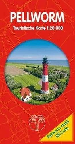 Pellworm - Touristische Karte: Landkarte 1:20.000 mit Inselbeschreibung