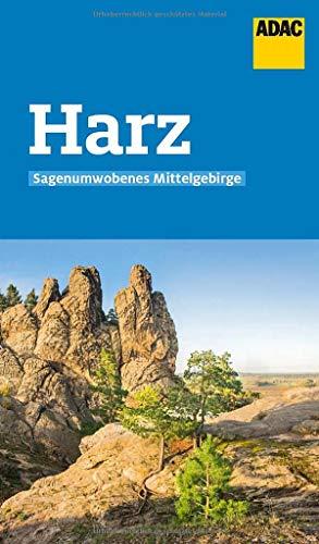 ADAC Reiseführer Harz: Der Kompakte mit den ADAC Top Tipps und cleveren Klappenkarten