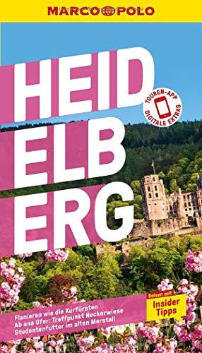 MARCO POLO Reiseführer Heidelberg: Reisen mit Insider-Tipps. Inkl. kostenloser Touren-App