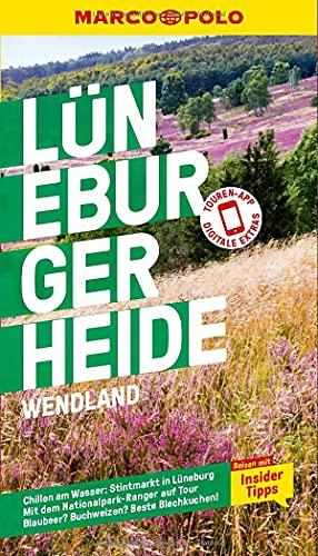 MARCO POLO Reiseführer Lüneburger Heide, Wendland: Reisen mit Insider-Tipps. Inklusive kostenloser Touren-App