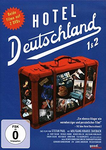 Hotel Deutschland 1 & 2 [2 DVDs]