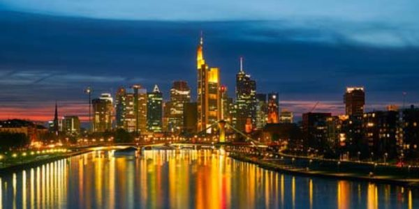 Frankfurt am Main – Deutschlands Mainhattan