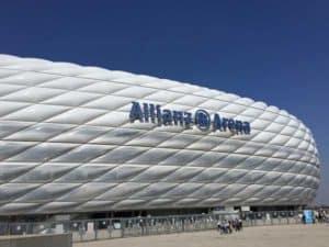 Zu großen Events, wie Fußballspiele in der Allianz Arena, sollte rechtzeitig gebucht werden