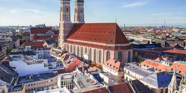München – die bayerische Landeshauptstadt