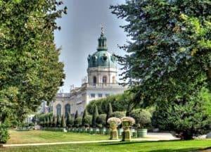 Schloss Charlottenburg mit Schlosspark