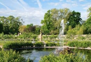 Darmstadt: Prinz Georgs-Garten
