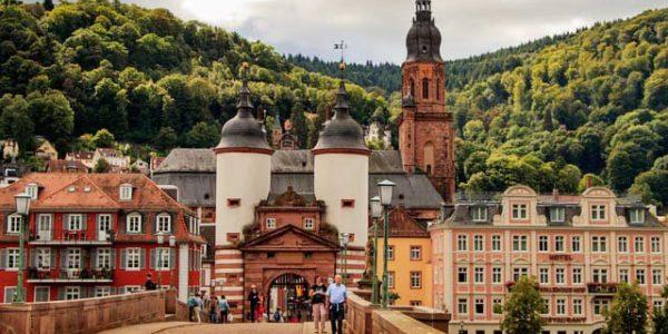 Kleine Großstadt Heidelberg