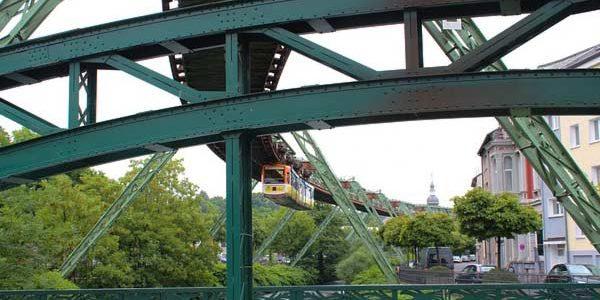 Wuppertal – die Großstadt im Grünen