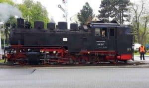 Die Schmalspurbahn im Zittauer Gebirge