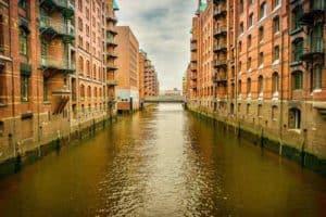 Die Hamburger Speicherstadt gehört zum Weltkulturerbe