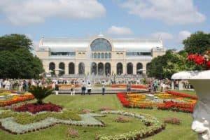 Die Flora - der Botanische Garten von Köln