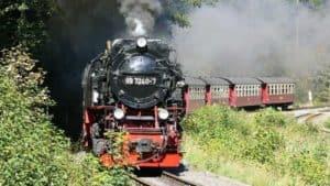 Die Harzer Brockenbahn