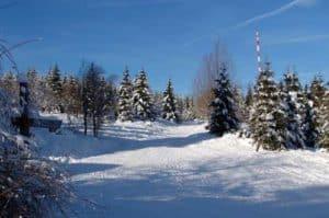 Im Winter lädt der Harz mit einer zauberhaften Schneelandschaft zum Winterurlaub und Wintersport ein