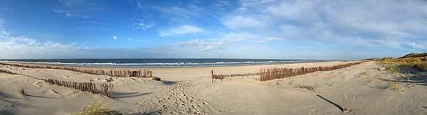 Die Nordsee mit dem Wattenmeer ist ein beliebtes Reiseziel in Deutschland