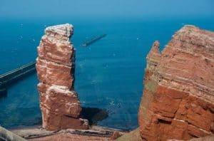 Die lange Anna der Insel Helgoland