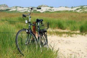 Die Insel Norderney ist für Fahrradtouren bestens geeignet