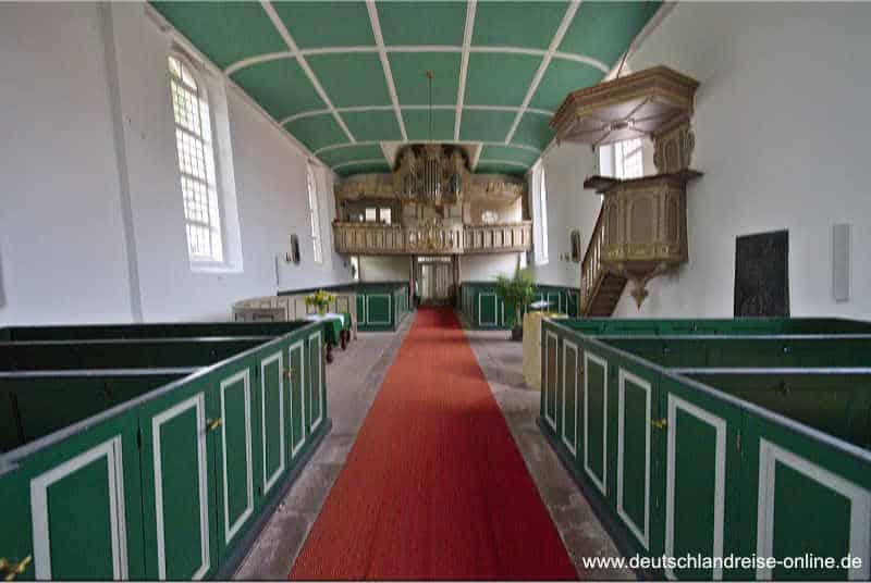 Evangelisch reformierte Kirche Greetsiel