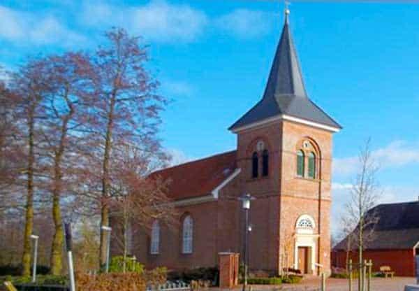 Forlitz-Blaukirchen: Die Kirche