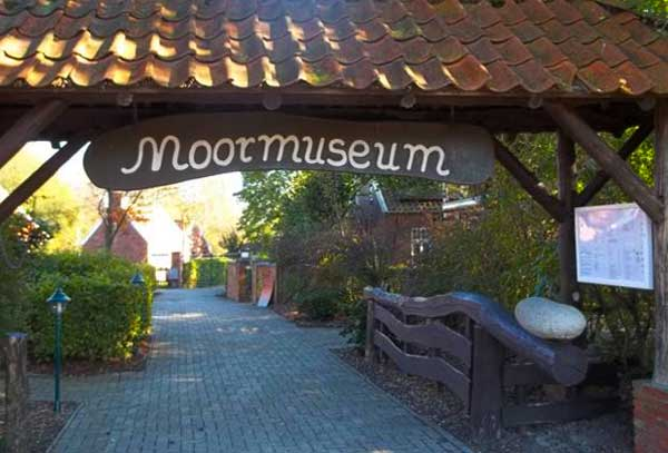 Moormuseum in Moordorf - Eingangsbereich (Copyright: www.deutschlandreise-online.de)