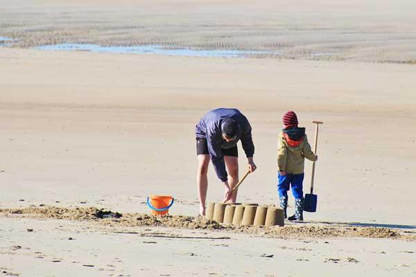 Familienurlaub an der Nordseeküste - Eine gute Wahl