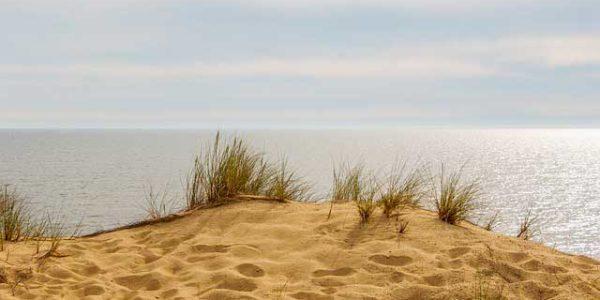 Was ist eine Düneninsel?