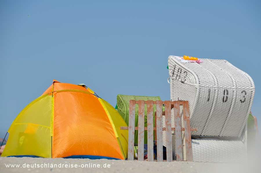 Sommer in Neßmersiel © Deutschlandreise