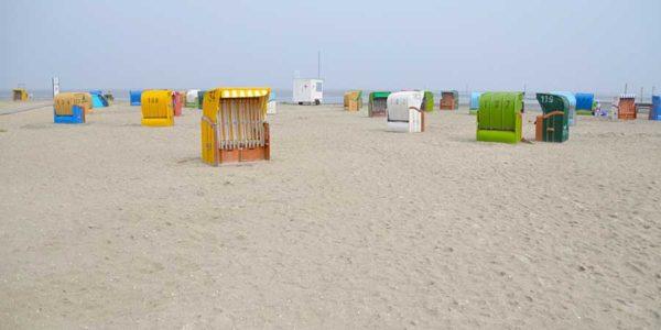 Neßmersiel – Urlaub am Nordseestrand