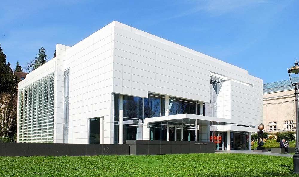 Das Burda Museum in Baden-Baden