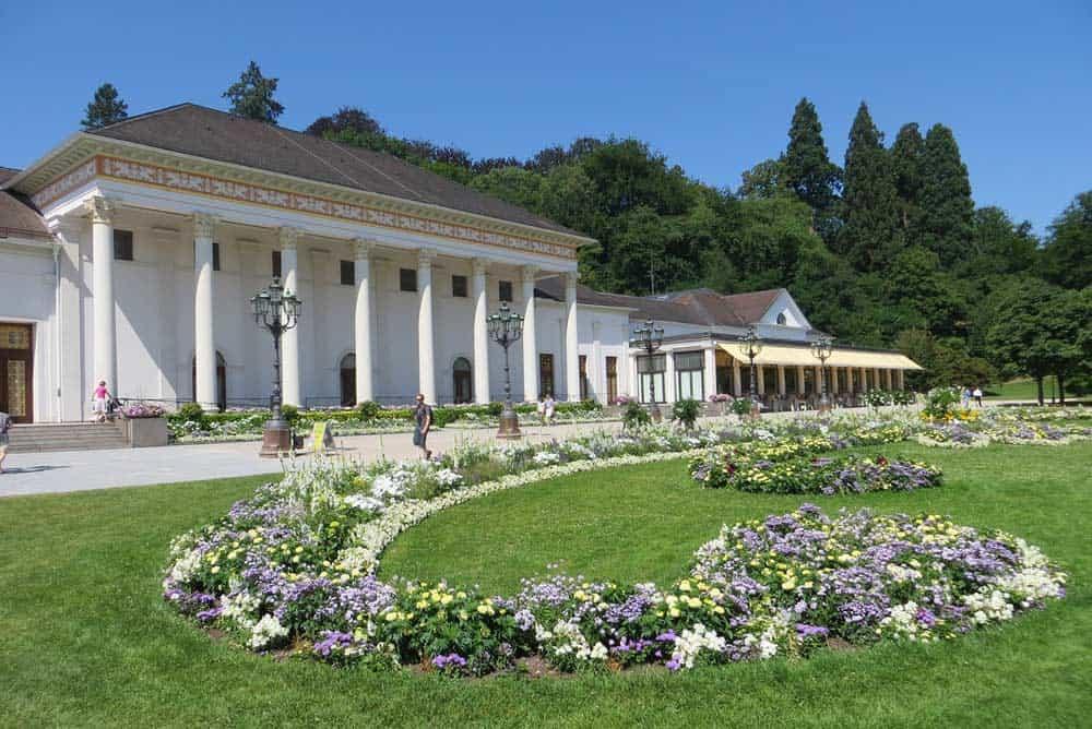 Kurhaus Baden- Baden