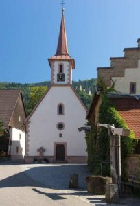 Georgskapelle Oberkirch in der Ortenau