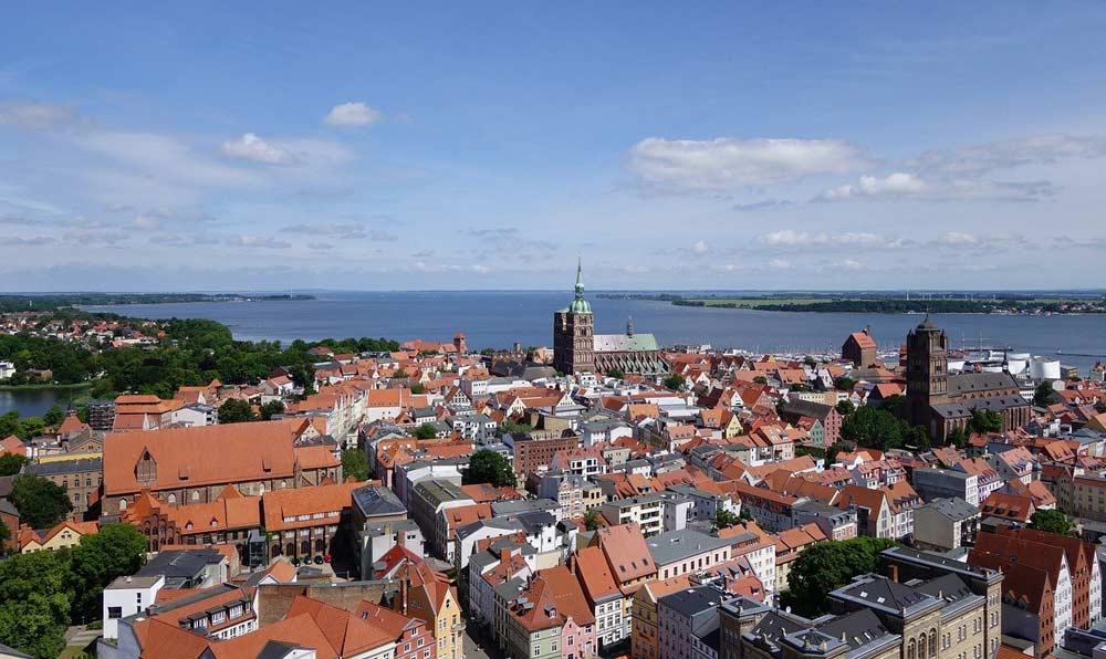 Hansestadt Strahlsund