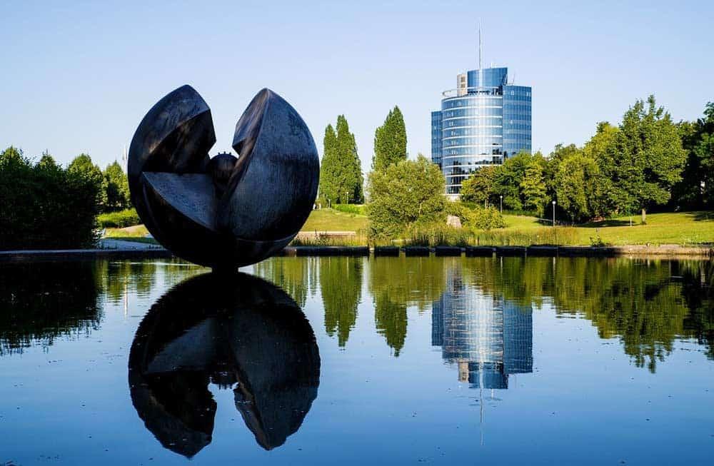 Stuttgart - hier treffen Natur und Großstadt aufeinander